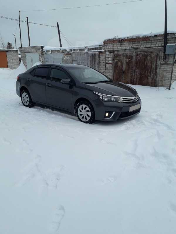 Toyota Corolla, 2013 год, 759 000 руб.