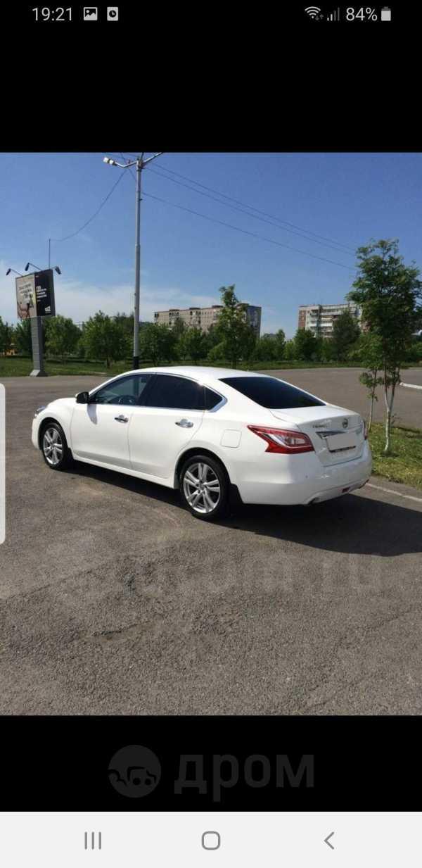 Nissan Teana, 2014 год, 930 000 руб.