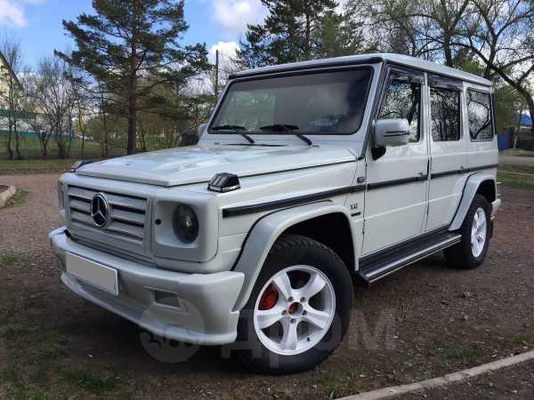 Mercedes-Benz G-Class, 1995 год, 770 000 руб.