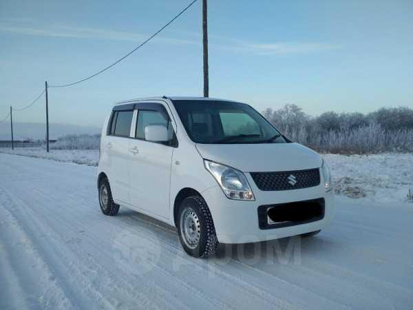 Suzuki Wagon R, 2010 год, 285 000 руб.