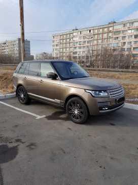 Хабаровск Range Rover 2013