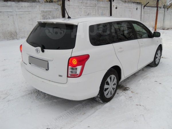 Toyota Corolla Fielder, 2010 год, 480 000 руб.