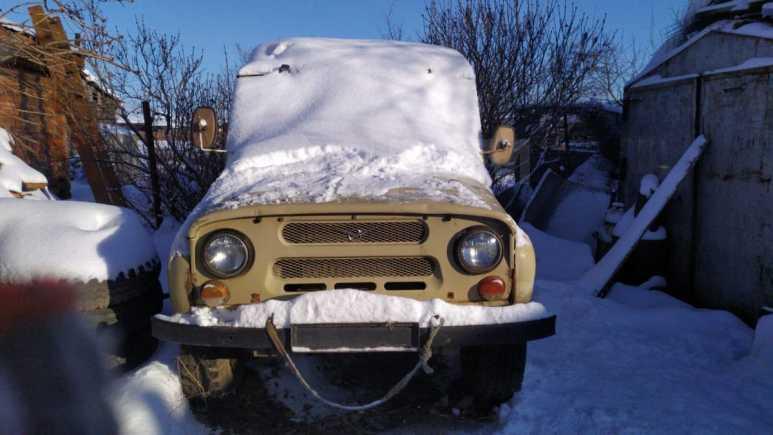 УАЗ 469, 1985 год, 120 000 руб.