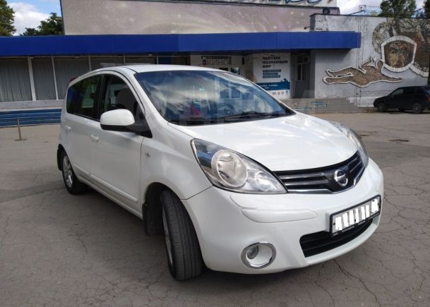 Nissan Note, 2013 год, 510 000 руб.