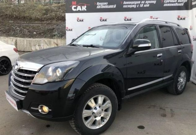 Great Wall Hover H3, 2014 год, 790 000 руб.