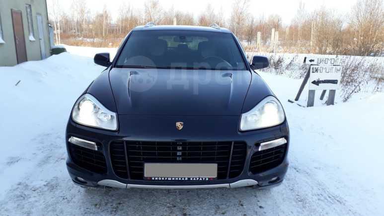 Porsche Cayenne, 2007 год, 850 000 руб.