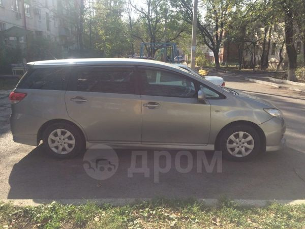 Toyota Wish, 2009 год, 580 000 руб.