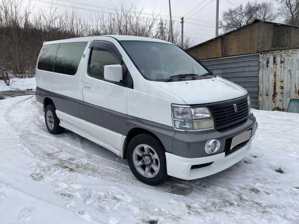 Nissan Elgrand, 2000 год, 380 000 руб.