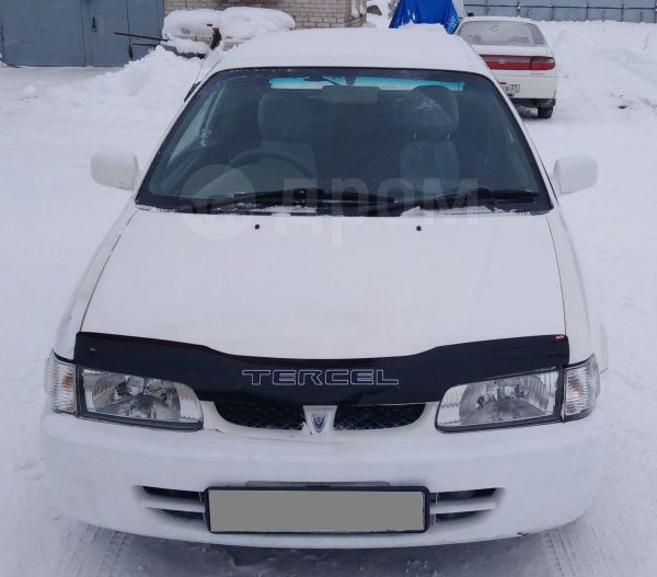 Toyota Tercel, 1999 год, 140 000 руб.