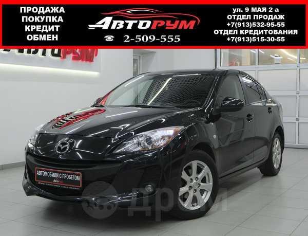Mazda Mazda3, 2012 год, 657 000 руб.