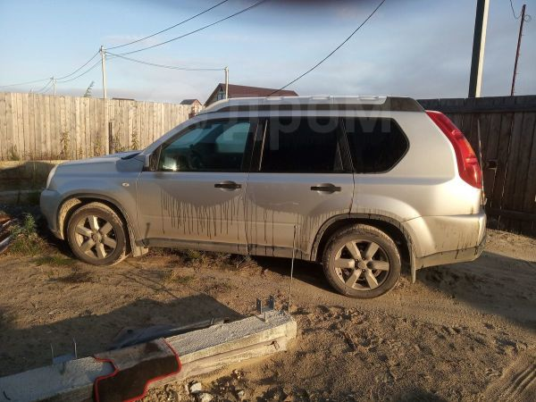 Nissan X-Trail, 2008 год, 650 000 руб.