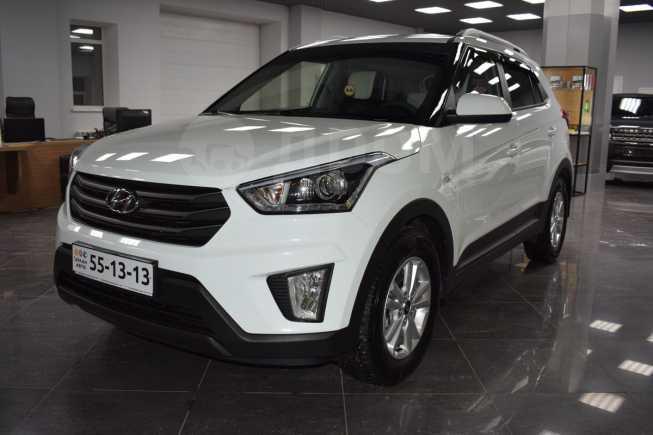 Hyundai Creta, 2018 год, 949 000 руб.