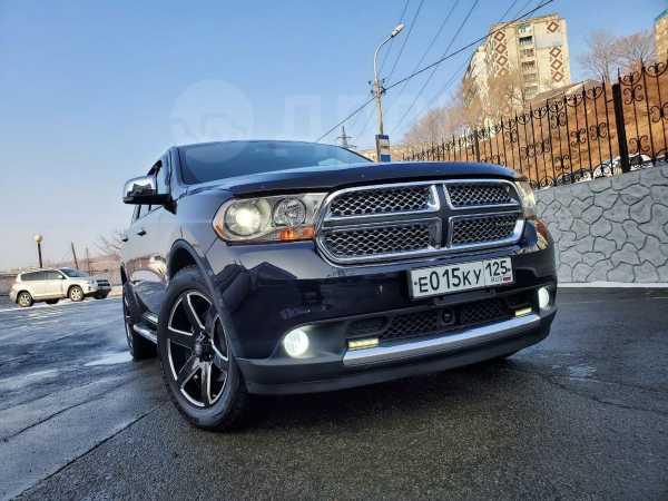 Dodge Durango, 2011 год, 1 499 000 руб.