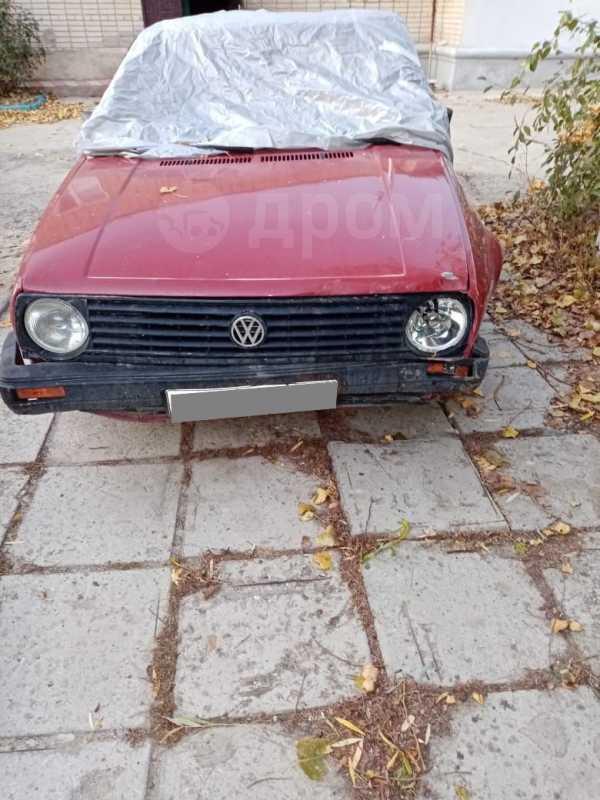 Volkswagen Golf, 1986 год, 25 000 руб.