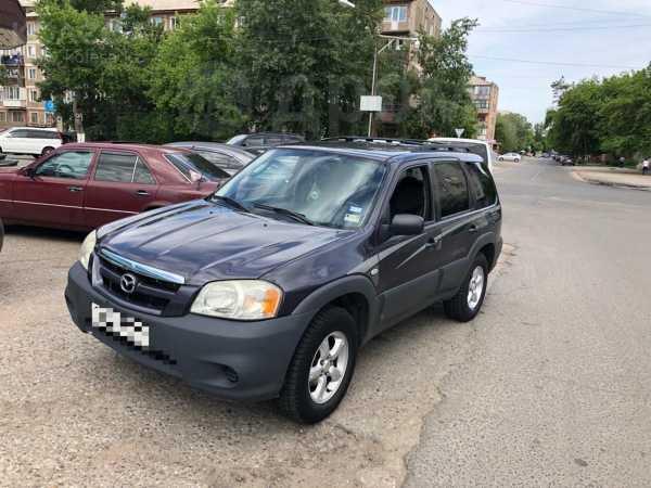 Mazda Tribute, 2001 год, 428 000 руб.