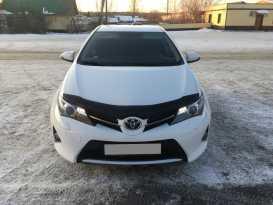 Заводоуковск Toyota Auris 2014