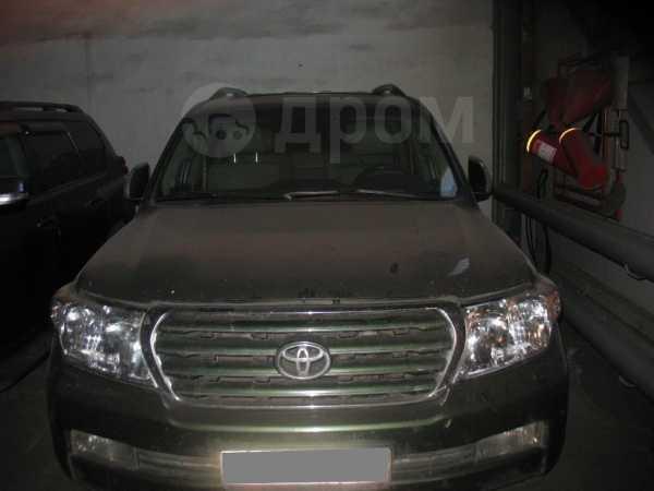 Toyota Land Cruiser, 2008 год, 1 242 000 руб.