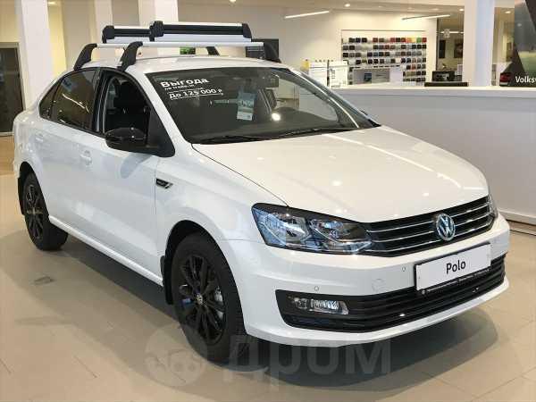 Volkswagen Polo, 2019 год, 923 003 руб.