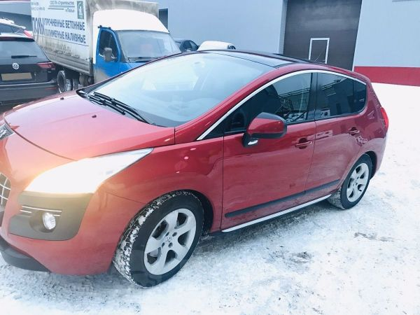 Peugeot 3008, 2011 год, 460 000 руб.