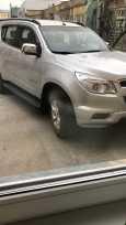 Chevrolet TrailBlazer, 2014 год, 1 375 000 руб.
