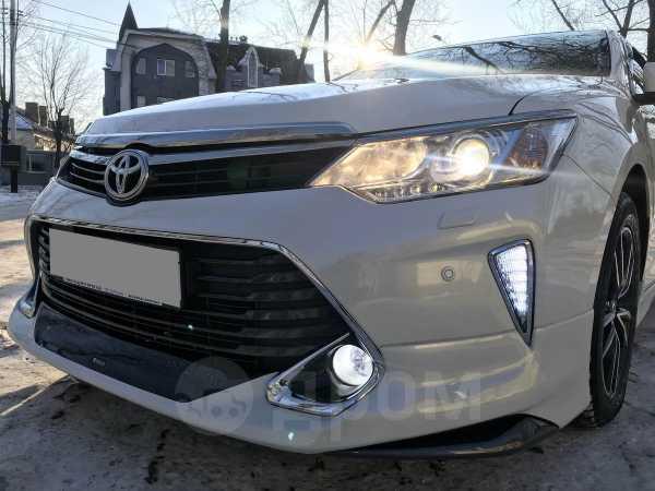 Toyota Camry, 2017 год, 1 420 999 руб.