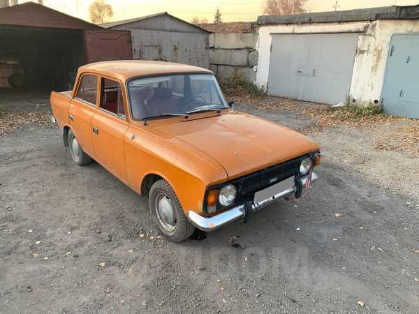 Москвич 412, 1983 год, 25 000 руб.