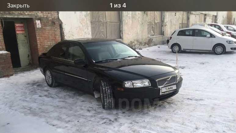 Volvo S80, 2002 год, 140 000 руб.