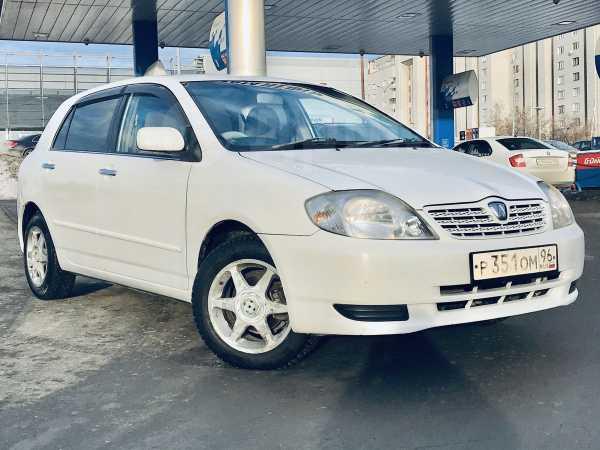 Toyota Allex, 2001 год, 259 000 руб.