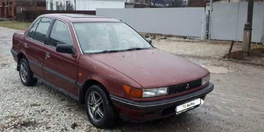 Mitsubishi Lancer, 1991 год, 75 000 руб.