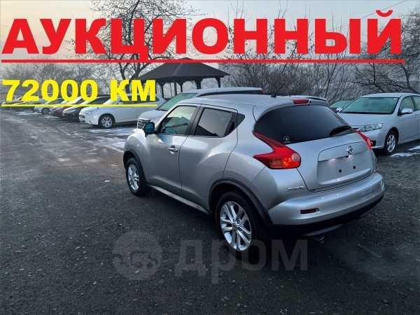 Nissan Juke, 2012 год, 635 000 руб.