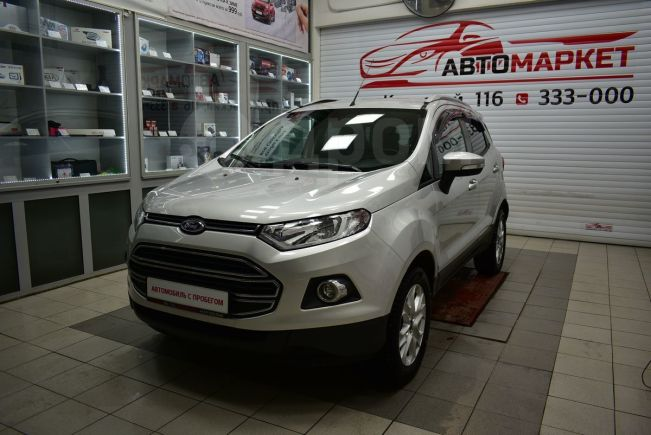 Ford EcoSport, 2016 год, 880 000 руб.