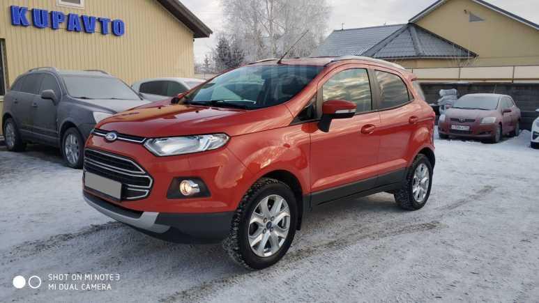 Ford EcoSport, 2014 год, 730 000 руб.