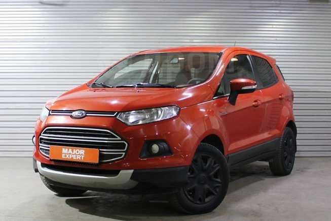 Ford EcoSport, 2016 год, 720 000 руб.