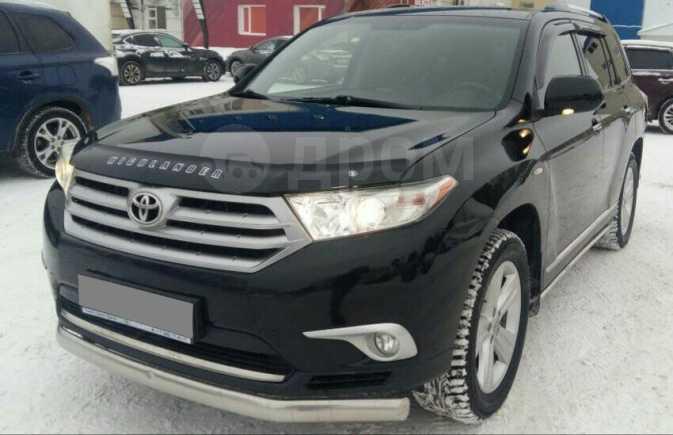Toyota Highlander, 2011 год, 1 237 000 руб.