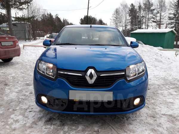 Renault Sandero, 2015 год, 475 000 руб.