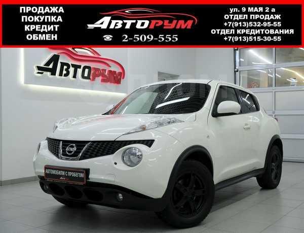 Nissan Juke, 2012 год, 637 000 руб.