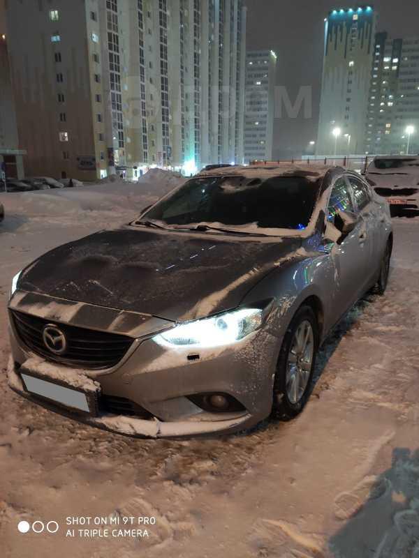 Mazda Mazda6, 2012 год, 840 000 руб.