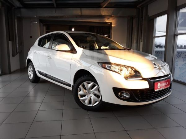Renault Megane, 2014 год, 592 000 руб.