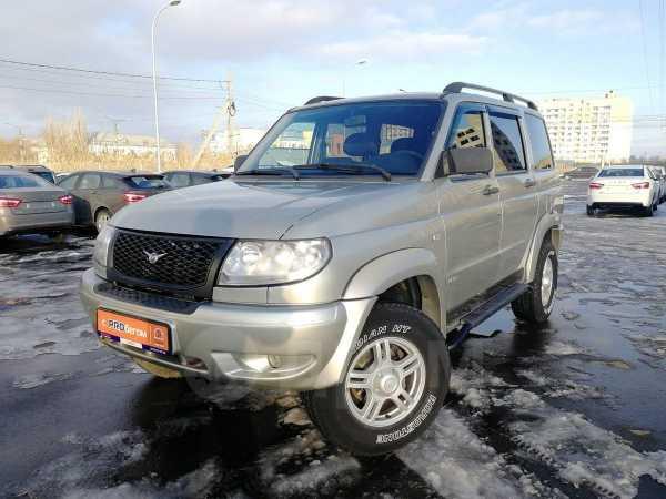 УАЗ Патриот, 2012 год, 339 999 руб.