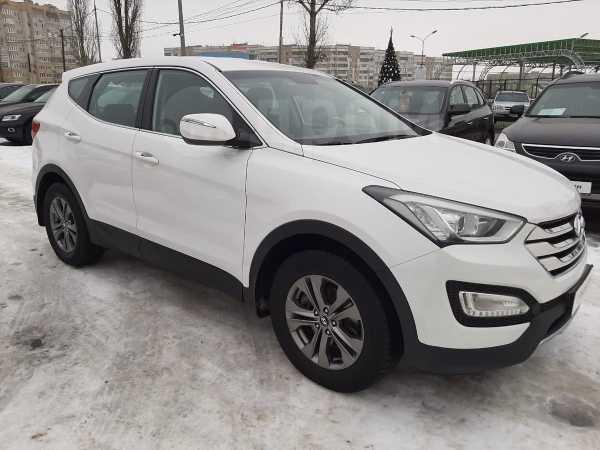 Hyundai Santa Fe, 2013 год, 1 080 000 руб.