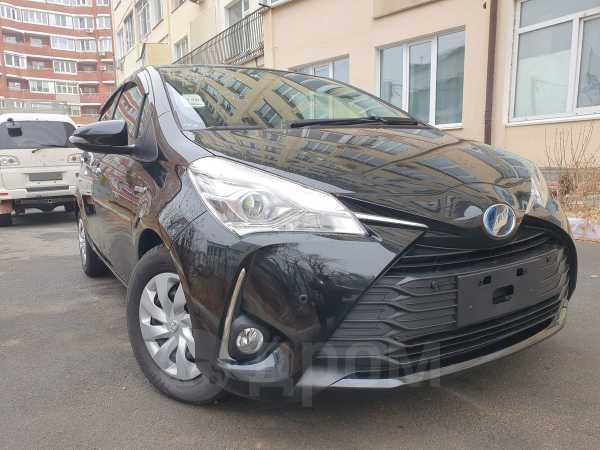Toyota Vitz, 2019 год, 849 000 руб.