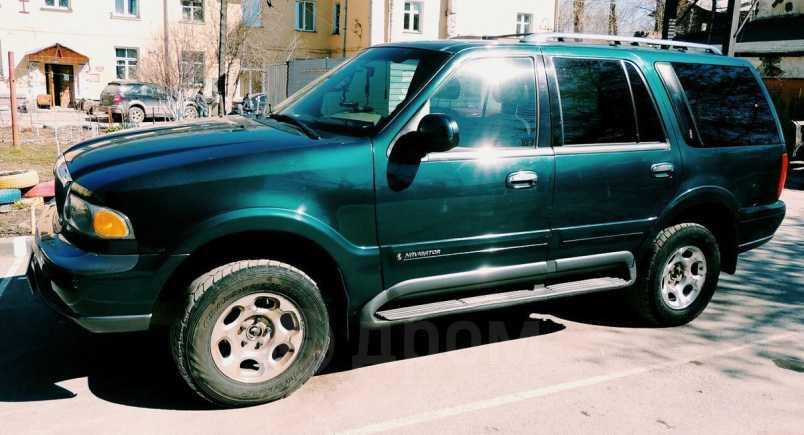 Lincoln Navigator, 1998 год, 500 000 руб.