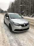Renault Logan, 2017 год, 480 000 руб.