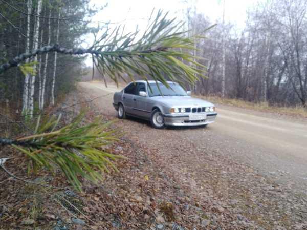 BMW 5-Series, 1990 год, 230 000 руб.