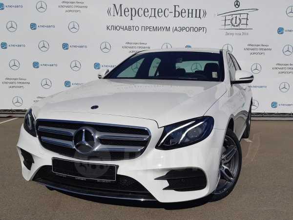 Mercedes-Benz E-Class, 2019 год, 3 770 000 руб.