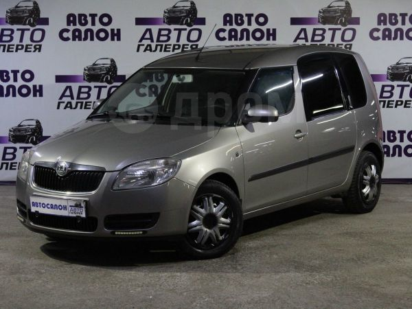 Skoda Roomster, 2007 год, 289 000 руб.