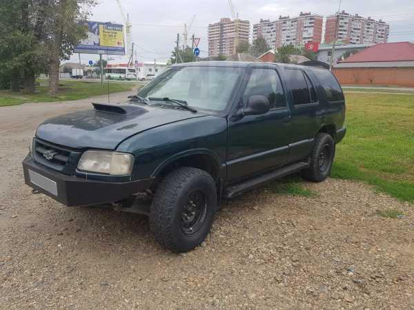 Chevrolet Blazer, 1997 год, 110 000 руб.