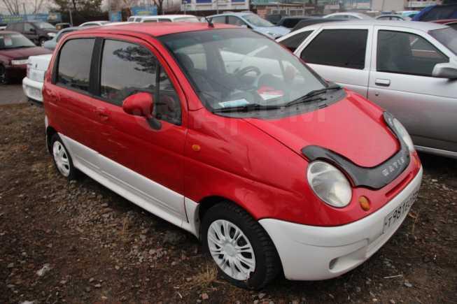 Daewoo Matiz, 2008 год, 137 000 руб.