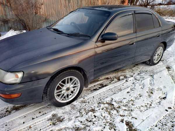 Toyota Corona, 1992 год, 133 000 руб.