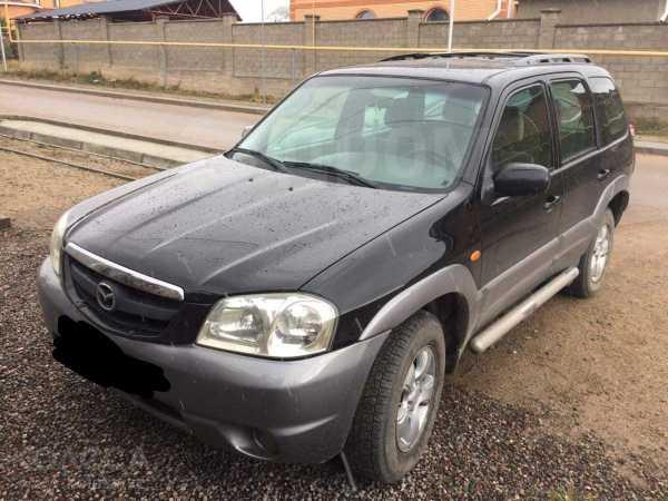 Mazda Tribute, 2001 год, 480 000 руб.